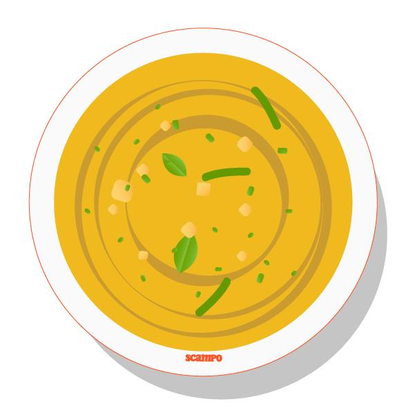 Zuppa di Canocchie